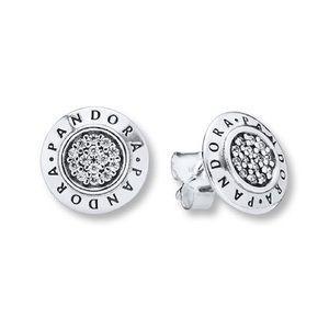 Original Pandora earrings signature 🧚♀️✨🧚♀️✨💕